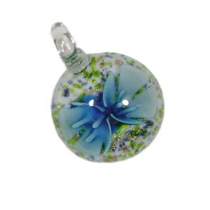 Pendant for jewellery making, 1.2cm x 3cm x 4cm, (SSL040)